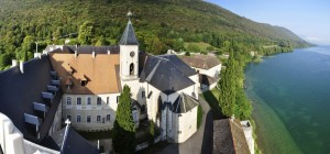 01 Abbaye d'Hautecombe (crédit photo Chemin Neuf)