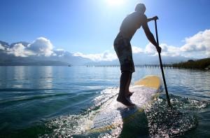 Le Lac d'Annecy (à 1h15 min) baignade, paddle surf, ski nautique, wakeboard, plongée…