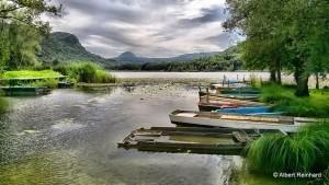 Le Lac de Barterand (à 25 min) baignade, pêche