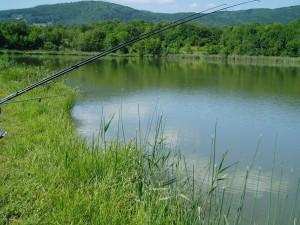 Le lac des Alliettes