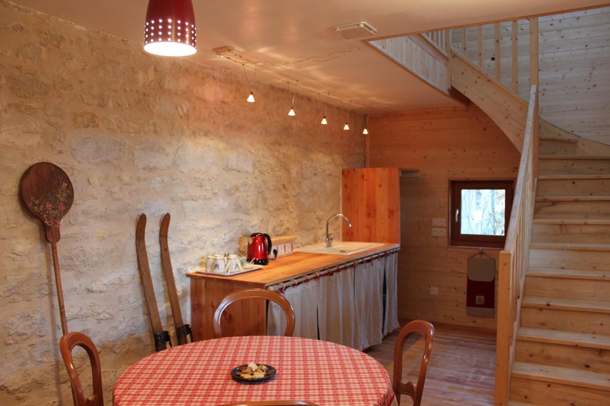 Maison De La Salle small extras - valreley, maison d'hôtes écologique dans l'ain